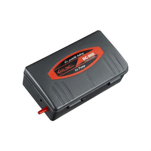 Компрессор на батарейках (аккумуляторах) одноканальный Ксилонг (Xilong) DC-900, 2 л/м