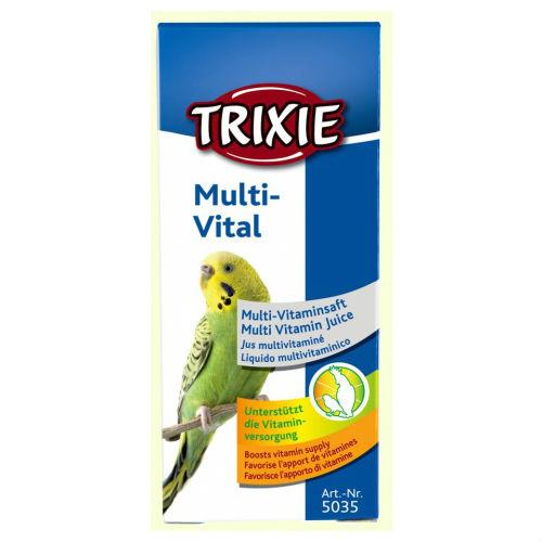 Мультивитамины для птиц 50мл Trixie 5035