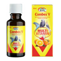 Сок-мультивитамин «Combex V» для птиц, 125мл Trixie 50653