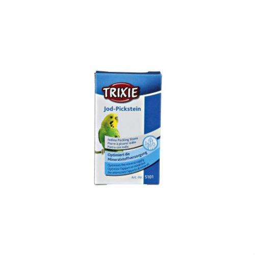 Мелок для птиц с йодом 30г Trixie 5101