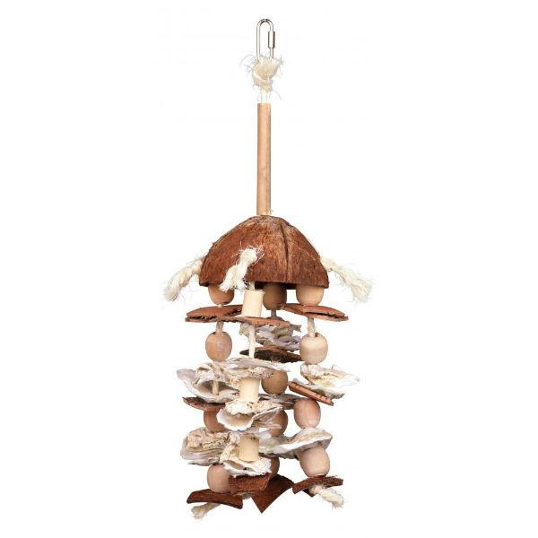 Игрушка подвесная для птиц 55см Trixie 58973