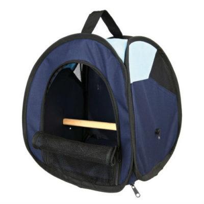 Сумка-переноска для птиц, синий/голубой Trixie 5906