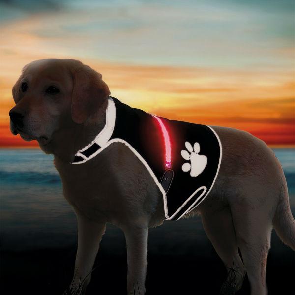 Жилет безопасности для собак TRIXIE TX 30215-30217