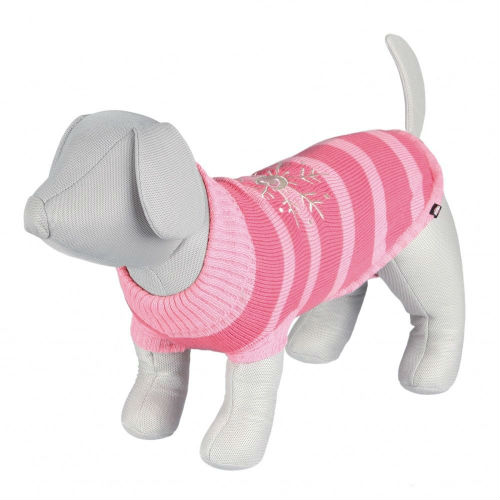 """Пуловер для собак """"Richmond"""" TRIXIE TX 28443-28444 розовый"""