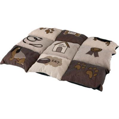 Мягкое место Patchwork Blanket TX-37062