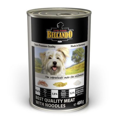 Belcando Quality Meat With Noodles (мясо с лапшой)