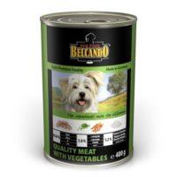 Консервы мясо с овощами Belcando (Quality Meat With Vegetables)