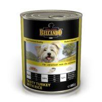 Консервы Belcando индейка с рисом (Tasty Turkey With Rice) 75104