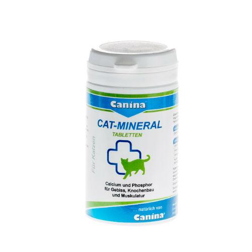 Витамины КАНИНА Минерал Canina Cat-Mineral таблетки для кошек