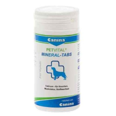 Canina PETVITAL® Mineral-Tabs