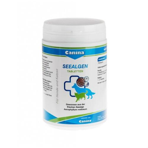 Canina Seealgen Tabletten улучшение пигментации у собак и кошек