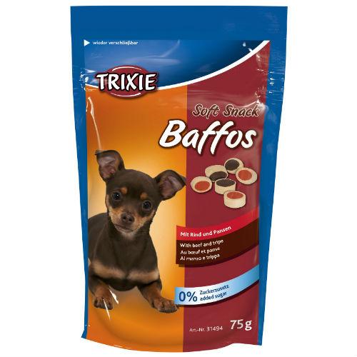 Лакомство Soft Snack Baffos Trixie TX-31494