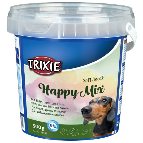 Микс снеков Soft Snack Happy Mix Trixie TX-31495