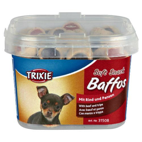 Мягкий снек рулеты для собак TRIXIE TX-31508 Soft Snack Baffos