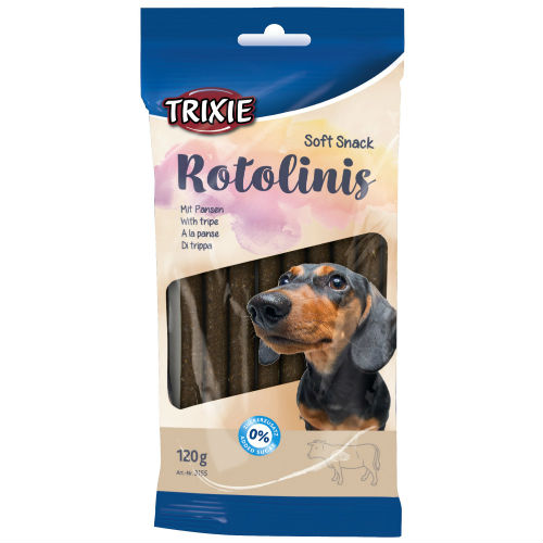 Крученные палочки для собак TRIXIE TX-3155 Rotolinis с желудков