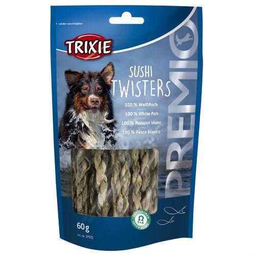 Лакомство для собак TRIXIE TX-31572 PREMIO Sushi Twisters из белой рыбы
