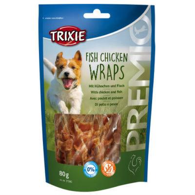 Лакомство PREMIO Fish Chicken Wraps Trixie TX-31590