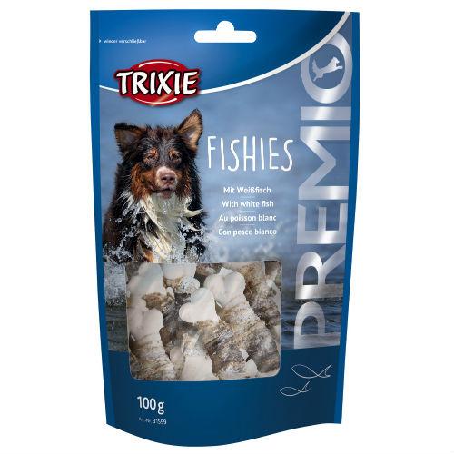 Косточки для собак TRIXIE TX-31599 PREMIO Fishies кости с белой рыбой