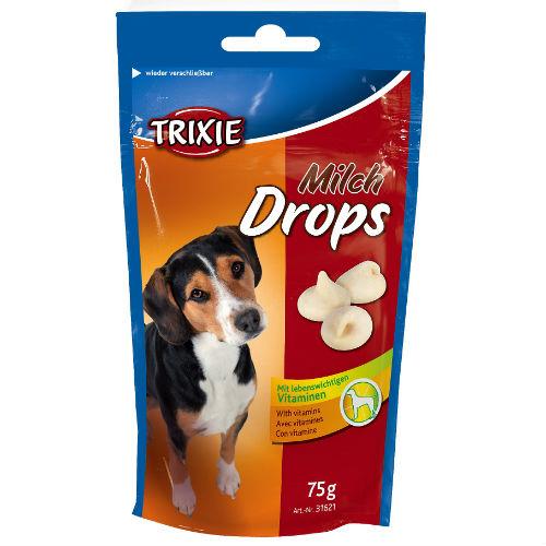Витамины молочные для собак TRIXIE TX-31621 Milk Drops