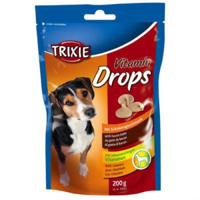 Витамины Vitamin Drops with Bacon Trixie TX-31633
