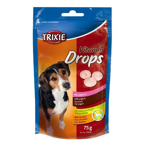 Витамины с йогуртом для собак TRIXIE TX-31641 Vitamin Drops with Yoghurt