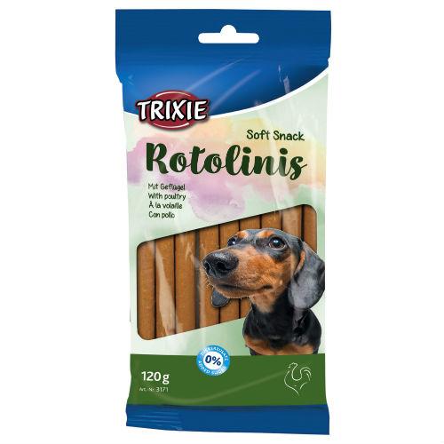 Крученные палочки для собак TRIXIE TX-3171 Rotolinis с мясом птицы