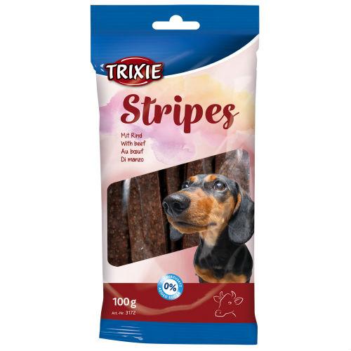 Палочки для собак TRIXIE TX-3172 Stripes с говядиной
