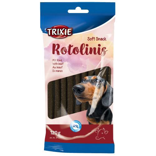 Крученные палочки для собак TRIXIE TX-31771 Rotolinis с мясом говядины