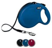 Поводок-рулетка Флекси Нью Классик (Flexi New Classic) для собак TX-1172, 5 м/50 кг