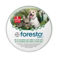 Ошейник Foresto (Форесто) Bayer
