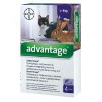 Cредство от блох Bayer ADVANTAGE 80