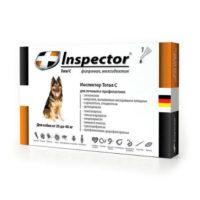Inspector капли для собак весом 25-40 кг, 1 пипетка