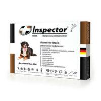 Inspector  Инспектор капли для собак весом 40-60 кг, 1 пипетка