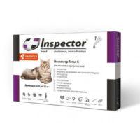 Inspector капли для кошек весом 8-15 кг, 1 пипетка