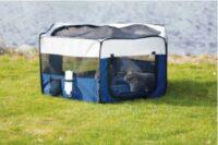 Переносной загон, вольер для щенков, кроликов и грызунов Трикси (Trixie) TX-64052, 90/40 см