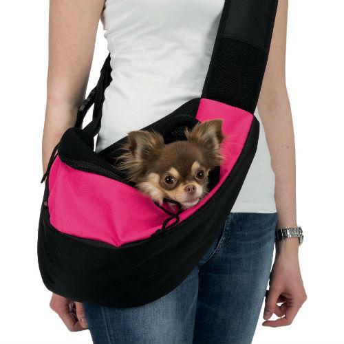 Сумка-переноска-рюкзак Sling Front Carrier Trixie-28956 для собак и котов