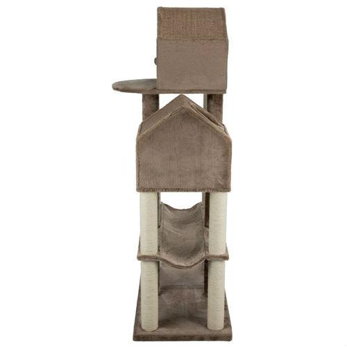 Домик, когтеточка с двумя домиками Roja Trixie-44437 165см 77137