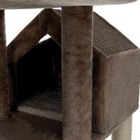 Домик, когтеточка с двумя домиками Roja Trixie-44437 165см 77142