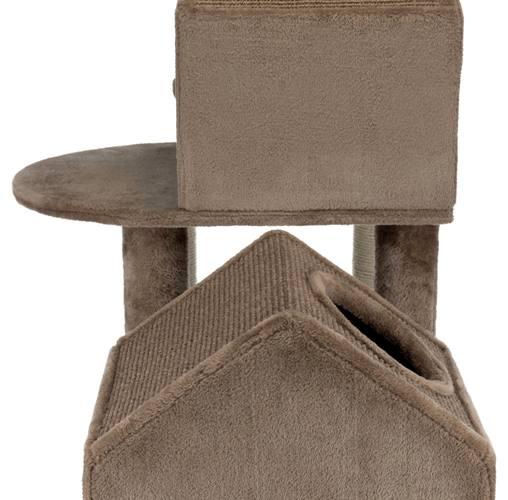 Домик, когтеточка с двумя домиками Roja Trixie-44437 165см 77143