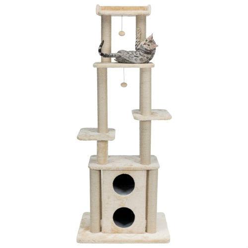 Домик-когтеточка для кошек Trixie-44441 193см