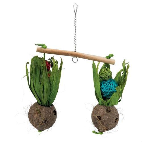 Качели для попугая из кокоса Trixie-58921