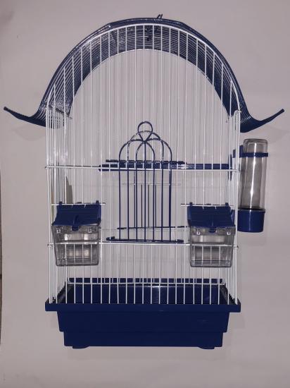 Клетка для птиц Ретро 28*18*45см