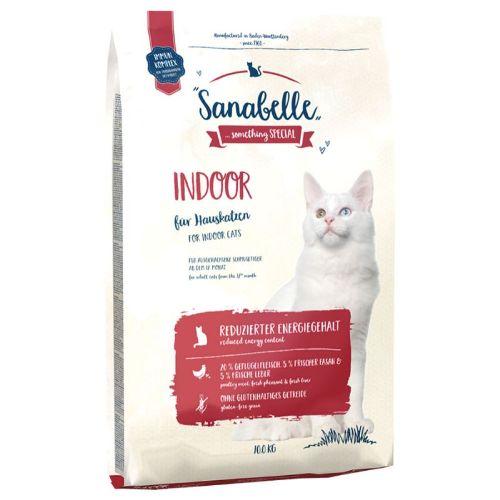 NEW Новинка Bosch Sanabelle Indoor Бош Санабель Индор для котов