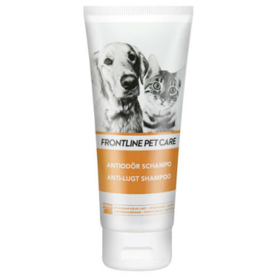 Frontline Pet Care (Фронтлайн Пет Каре) шампунь для кошек и собак против запаха и перхоти 200мл