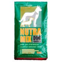 Nutra mix performance нутра микс зеленая для собак кожа и шерсть