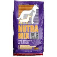 Nutra mix puppy нутра микс фиолетовая для щенков всех пород