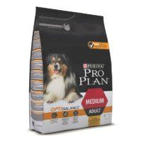Purina ProPlan Про План для собак средних пород с курицей