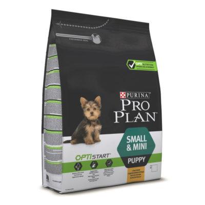 Purina ProPlan Про План Puppy для щенков мелких пород с курицей