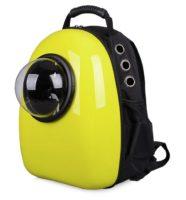 Космический рюкзак-переноска для котов и собак 30х28х44см