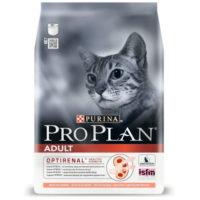 Pro Plan ПРО ПЛАН для котов повседневный корм с лососем 10кг